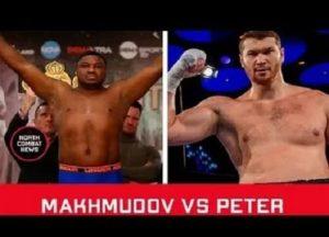 Видео боя Арсланбек Махмудов - Сэмюэл Питер