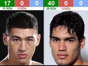 Рассматривается бой Бивол против Рамиреса за титулы WBA и WBO