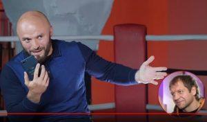 Алекснад Емельяненко принял вызов Магомеда Исмаилова