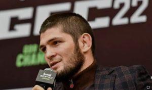 Хабиб Нурмагомедов о реванше с Макгрегором