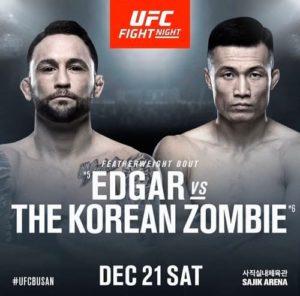 UFC Fight night 165 Прямая трансляция