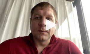 Александр Емельяненко сделал первый комментарий после ареста