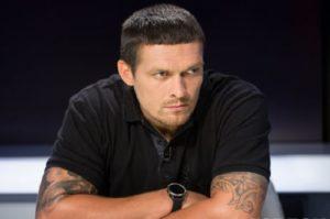 Александр Усик высказался о ситуации в Украине