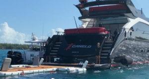 Канело Альварес продемонстрировал яхту за 60 миллионов