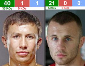 Бой Головкина с Шереметой откладывается до июня
