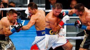 Бой Головкин - Деревянченко признан боем года по версии BoxingScene
