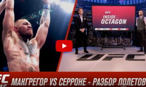 UFC 246: МакГрегор vs Серроне - Разбор боя с Дэном Харди
