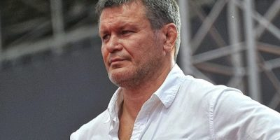 Олег Тактаров прокомментировал арест Емельяненко