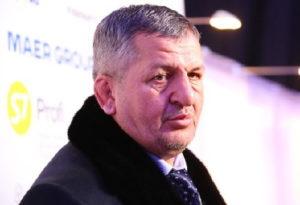 Абдулманап Нурмагомедов ответил на критуку журналиста