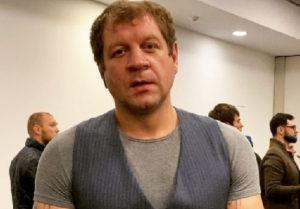 Александр Емельяненко ответил на недавнее видео Магомеда Исмаилова