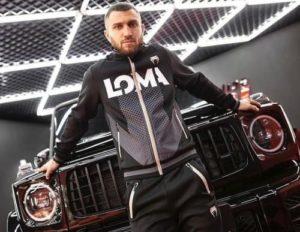 Ломаченко презентовал свою линию одежды LOMA X VENUM
