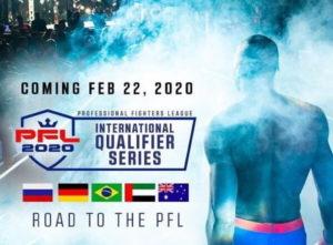 RCC и PFL проведут совместный турнир в России