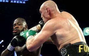 Уайлдер заявил о намерении провести реванш - 3-й бой с Фьюри