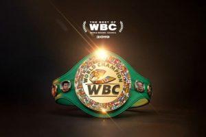 WBC определяет лучших 2019 года