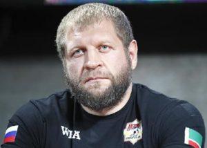 Александр Емельяненко вызывает на бой Александра Шлеменко