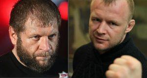 Емельяненко готов драться с Шлеменко по правилам ММА