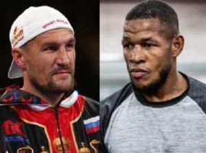 СМИ объявили дату и место боя Ковалев - Баррера