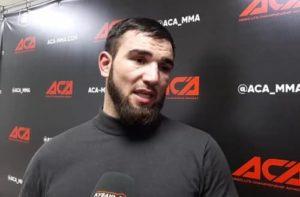 Мухумат Вахаев о переходе в UFC
