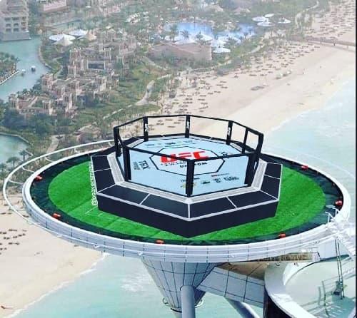 Инсайдер назвал место проведения UFC 249: Нурмагомедов - Фергюсон