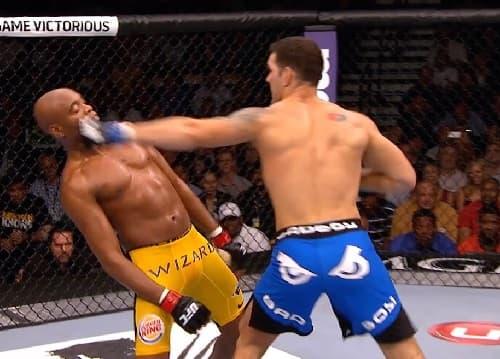 ТОП-5 апсетов в UFC