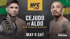 UFC 250 / Сехудо - Альдо