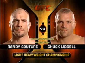 Видео боя Чак Лидделл - Рэнди Кутюр 2 / UFC 52