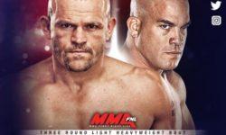 Видео боя Чак Лидделл — Тито Ортис / UFC 66