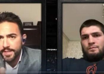 Интервью Хабиба Нурмагомедова для ESPN