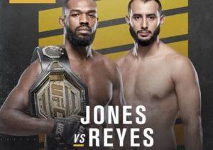 Джон Джонс проведет реванш с Домиником Рейесом