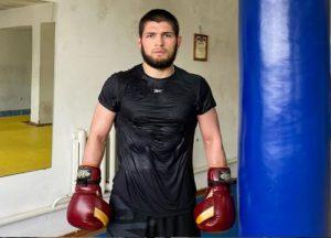 Хабиб Нурмагомедов назвал дату своего следующего боя