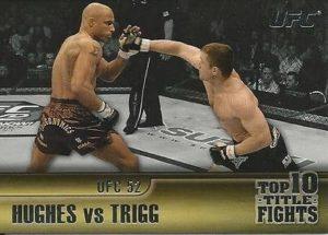 Видео боя Мэтт Хьюз - Фрэнк Тригг 2 / UFC 52