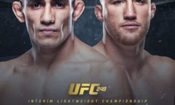 Vidéo de combat complet: Tony Ferguson — Justin Gaethje / UFC 249