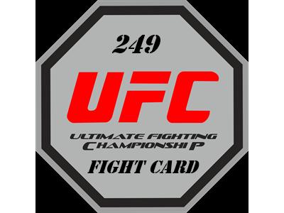 Дэйна Уайт опубликовал кард турнира UFC 249