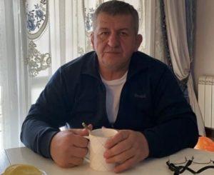 Абдулманап Нурмагомедов впал в кому