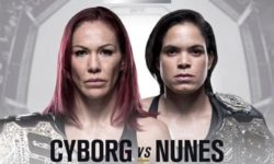 Full fight video: Amanda Nunes vs. Cris Cyborg / UFC 232
