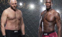 Vidéo de combat complet: Ben Rothwell — Ovince Saint Preux / UFC Fight Night 171