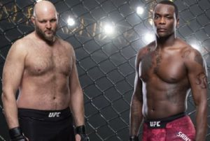Full fight video: Ben Rothwell vs. Ovince Saint Preux / UFC Fight Night 171