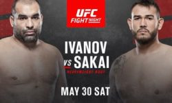 Full fight video: Blagoy Ivanov vs. Augusto Sakai / UFC on ESPN 9