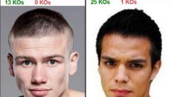 Иван Баранчик и Хосе Сепеда проведут бой 9 июля