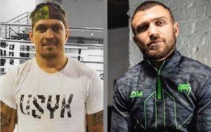 Ломаченко и Усика обвиняют в антиукраинской пропаганде