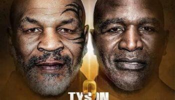 Бой Тайсона против Холифилда 3 — 11 июля