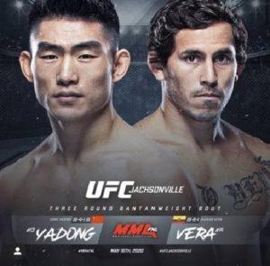 Full fight video: Song Yadong vs. Marlon Vera / UFC Fight Night 172