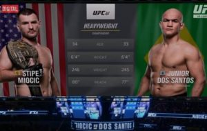 Full fight video: Stipe Miocic vs. Junior Dos Santos / UFC 211