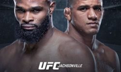 Full fight video: Tyron Woodley vs. Gilbert Burns / UFC on ESPN 9