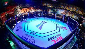Возвращение UFC в Лас-Вегас на арену UFC APEX
