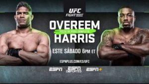UFC Fight Night 172 - Прямая трансляция