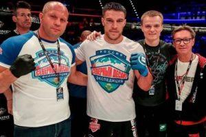 Немков: Если Fedor Team заскочит в UFC то перебьет половину бойцов