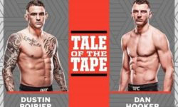 Full fight video: Dustin Poirier vs. Dan Hooker / UFC on ESPN 12