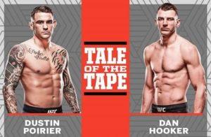 Видео боя Дастин Порье - Дэн Хукер / UFC on ESPN 12