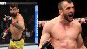 Муслим Салихов встретится с Элизеу дос Сантосом на UFC 251